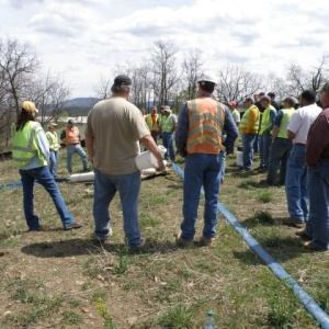 Highlight for Album: WVDOH & Partners Provide Spring Construction & Stormwater Training