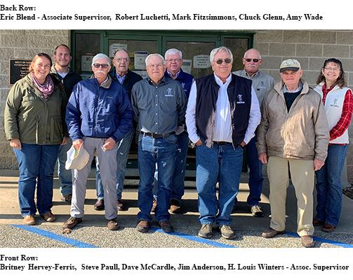npcd Board of Supervisors